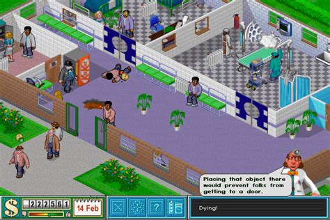 download theme hospital pc game download theme hospital the game free software