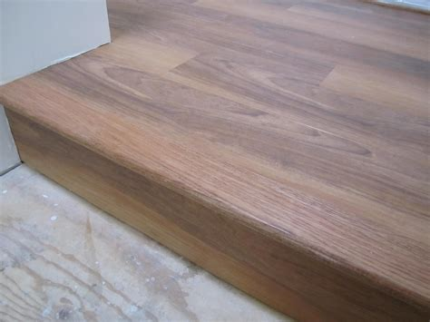 ceiling lovable brown custom wood stair nose to vinyl plank stairs flooring for combined with