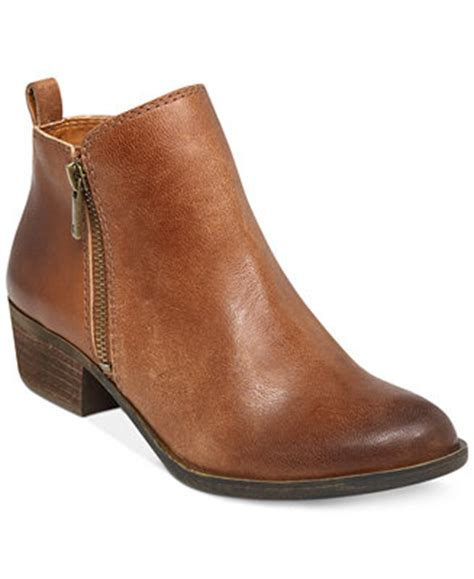 macy s lucky brand boots lucky brand s basel booties boots shoes macy s