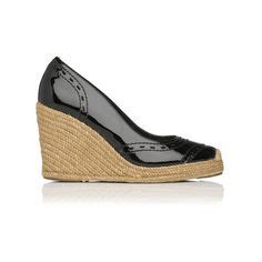 Wedges Tali Br buy pied a terre lata patent espadrille wedge sandals