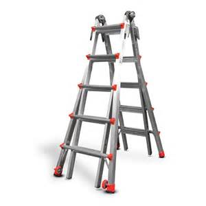 Hot little giant 22 foot ladder only 199 shipped coupon