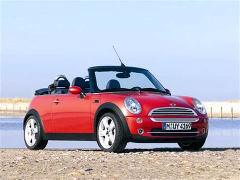 blue book value for used cars 2006 mini 2006 mini convertible pricing ratings reviews kelley blue book
