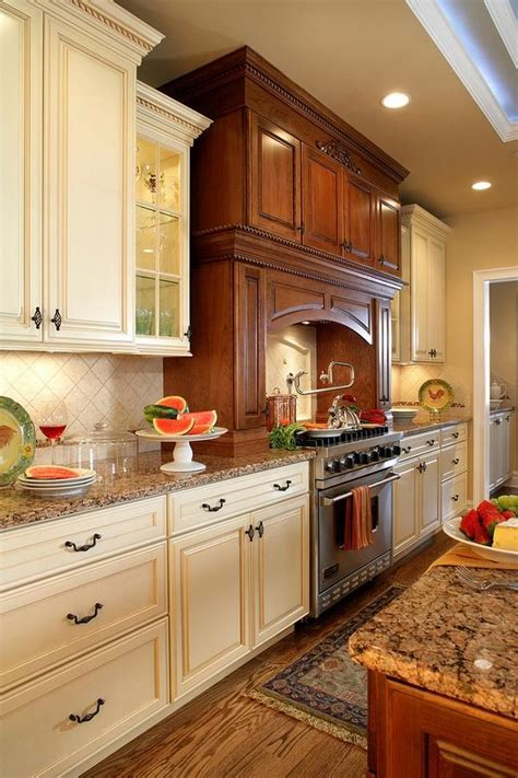 Granite With Cabinets by Baltic Brown Granite Makes Your Kitchen Countertop Looks