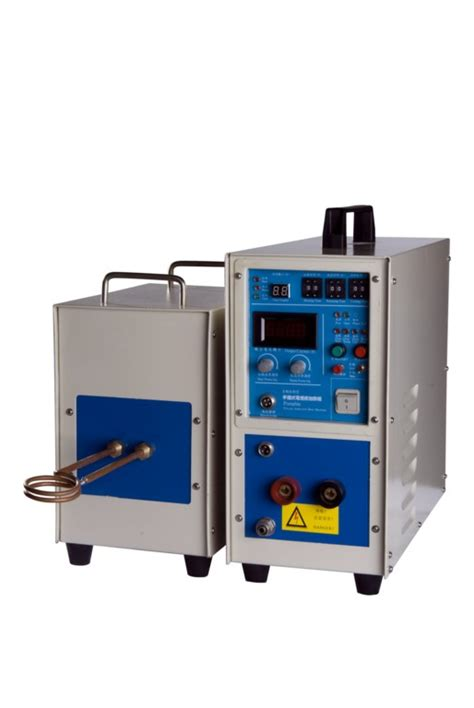 induction heater metal 15kw high frequency split induction heating machine for metal heating
