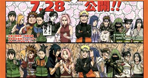 film ninja lucu 7 fakta naruto the movie 9 road to ninja