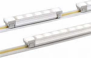 beleuchtung schienensystem led led klick track leifeld lichttechnik pr 228 sentiert