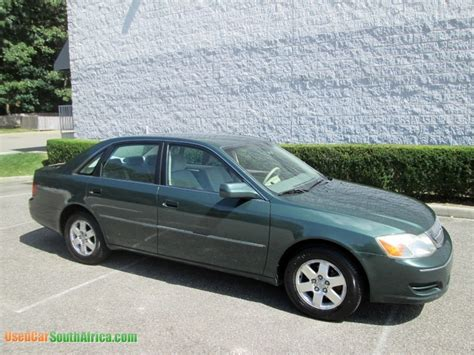 2002 Toyota Avalon Reliability 2002 Toyota Avalon Used Car For Sale In Aliwal