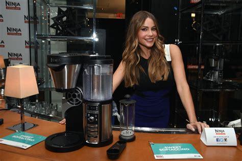 sofia vergara partners with ninja to launch ninja coffee