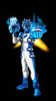 power rangers jungle fury blue master mode dxpro deviantart