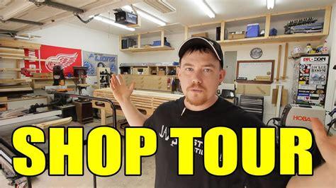 car garage woodshop shop   youtube