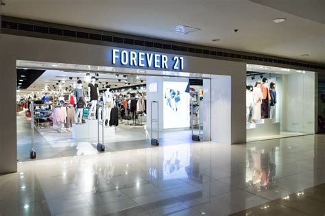 forever21 firstandforever store18 new look for forever 21 philippine store recycle bin of a middle child