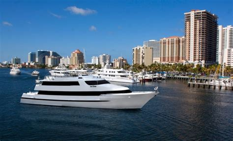wedding boat rental miami fort lauderdale sun dream yacht charters