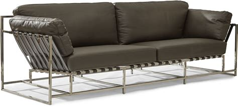 antonio leather sofa antonio java leather sofa from lazzaro coleman furniture