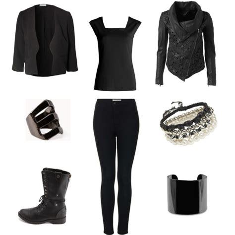 Vixx, Hyde, Black outfit   Polyvore