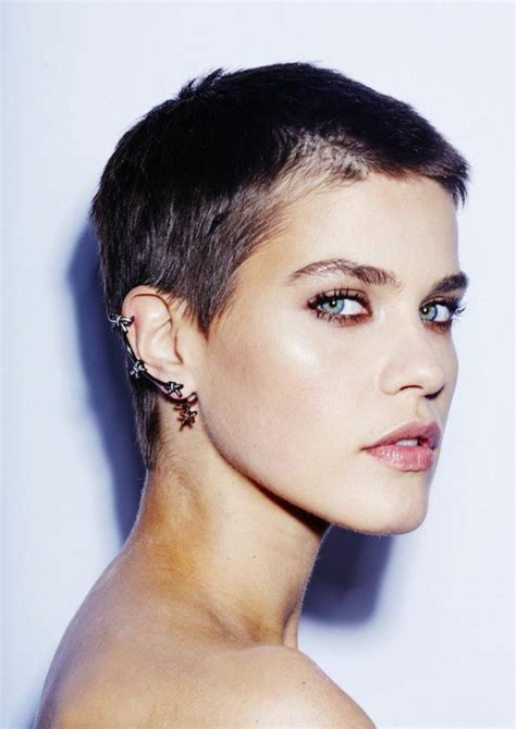 Damen Kurze Haare by Kurze Haare Stylen 5 Angesagte Kurzhaarfrisuren F 252 R Damen