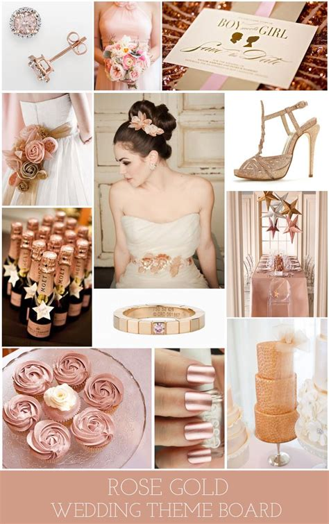 rose themed wedding favors rose gold weddings picmia
