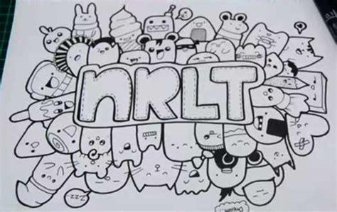 doodle yang sederhana 20 contoh gambar doodle simple mudah di tiru grafis