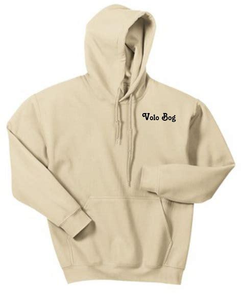 Gildan Friends friends of volo bog gildan hoodie embroidered