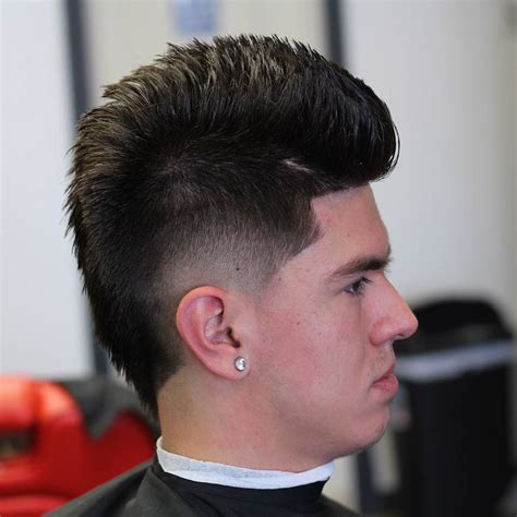 fohawk hairstyle pictures 40 best fohawk haircut styles menhairstylist com