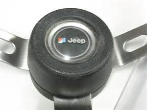 Steering Wheel For Cj7 Jeep Cj7 Steering Wheel Emblem Replace Jeep Cj Forums