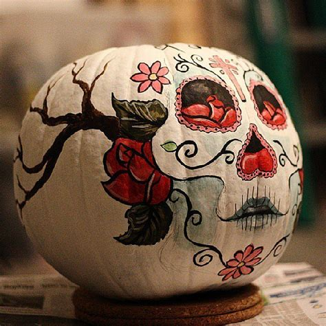 35 ways to decorate pumpkins without carving more