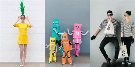 Simple Halloween Costumes Everyday Clothes