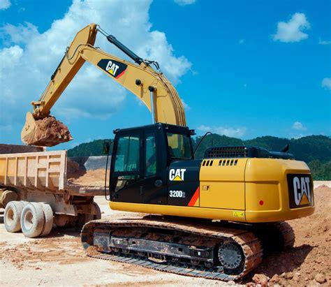 Monitor Excavator Cat 320d book now