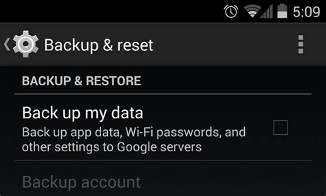 android backup service play store backup enhancements rumored for android pocketnow