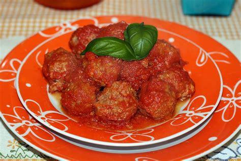 ricette alimentazione sana ricette light polpette al sugo dietaok it dieta e