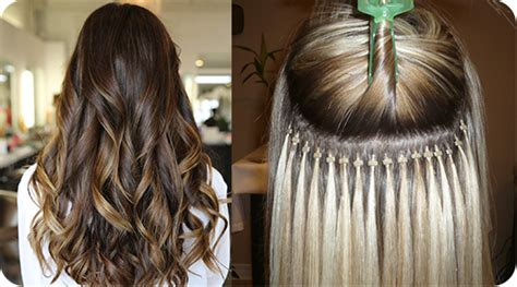 hair weave how its done extension traction