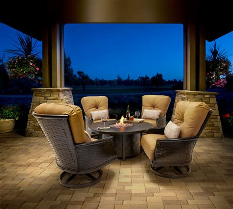 Castelle Patio Furniture by Castelle Outdoor Furniture Pride Family Brand