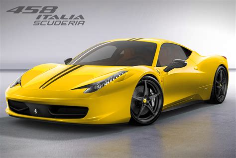ferrari yellow 2011 ferrari 458 italia yellow auto car