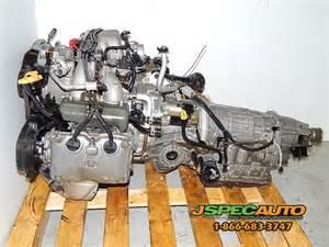 Subaru Automatic Transmission Jdm Ej202 Ej203 Ej251 Ej252 Ej253 Single Engine S