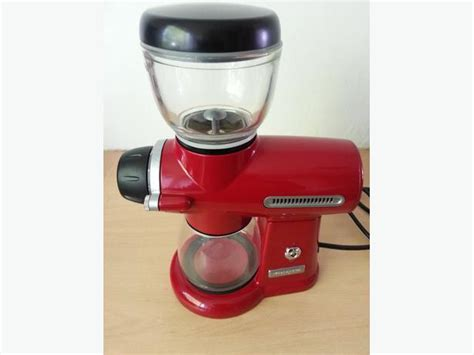 kitchenaid artisan 5kcg100 kitchenaid artisan coffee burr grinder 5kcg100 walsall