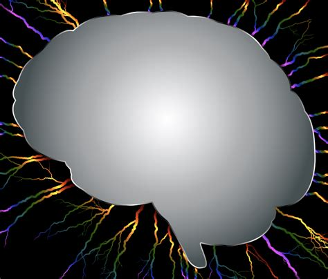 Lighting Storms Clipart Brain Storm 6