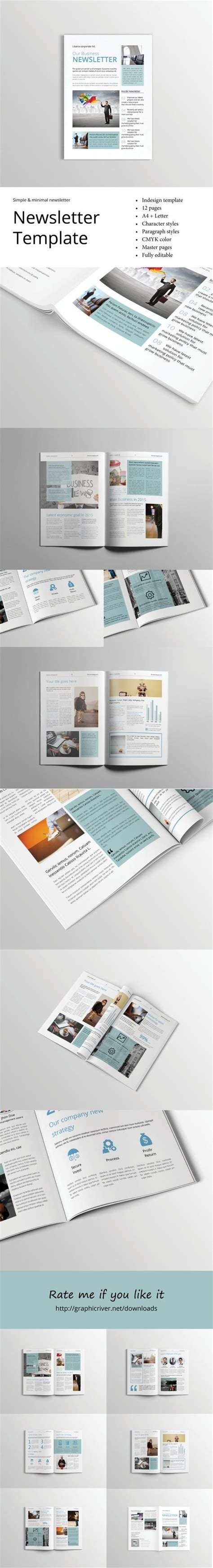 indesign email templates the world s catalog of ideas