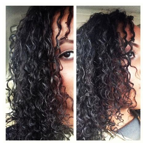 wash leave wavy hair curly hair routine how to wash n go relaxed texlaxed
