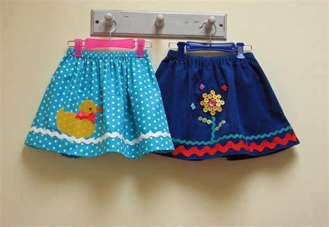 pattern free skirt free sewing pattern little duckie skirt i sew free