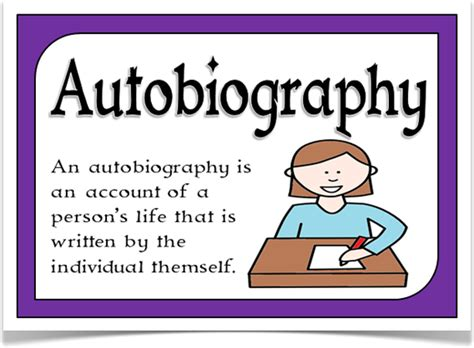 pengertian  perbedaan biografi  autobiografi