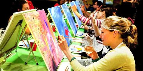 paint nite new york groupon new york city summer travel deals newsday