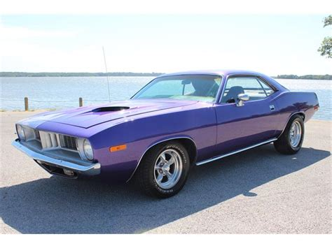 1974 plymouth cuda for sale 1974 plymouth cuda for sale on classiccars 3 available