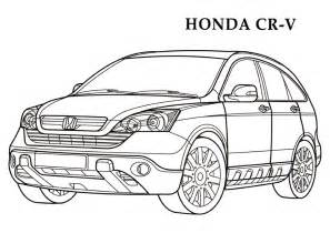 Honda Coloring Pages 10 Next Image 12 sketch template