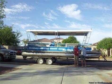 24 foot pontoon trailer for sale pontoon hard top boats for sale