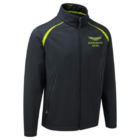 aston martin racing team aston martin racing team softshell jacket 2017