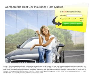 Best Auto Insurance Rates by Car Lnsurance Rates Compare The Best Car Insurance