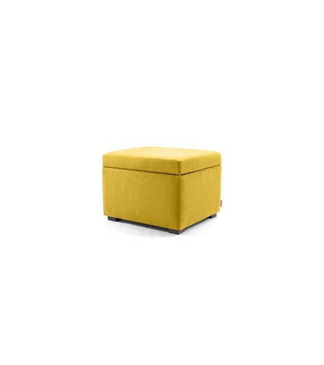 Yellow Storage Ottoman Monte Design Storage Ottoman In Yellow