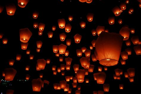 lanterna volante la lanterne volante pour un mariage d hiver le