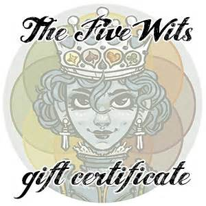 stylist s wig comb wig accessories the five wits - 5 Wits Gift Card