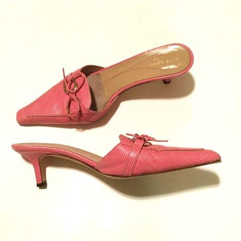 85 kate spade shoes kate spade pink kitten heels