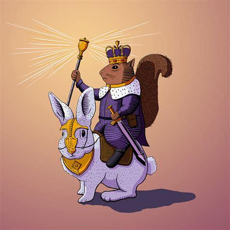House Designer Game squirrel king saison